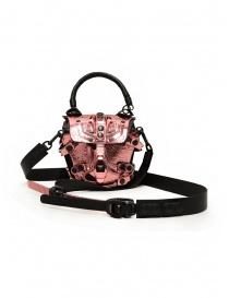 Innerraum mini bag rosa metallizzato a tracolla online