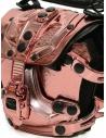 Innerraum metallic pink mini shoulder bag I83 MET.ROSE/BK MINI FLAP buy online