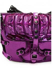 Innerraum 189 New Flap Bag metallic purple shoulder bag bags buy online