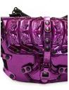 Innerraum 189 New Flap Bag metallic purple shoulder bag I89 MET.PURPLE/BK NEW FLAP buy online