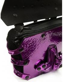 Innerraum 189 New Flap Bag metallic purple shoulder bag buy online price