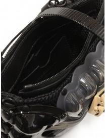 Innerraum black, grey and beige shoulder bag buy online price