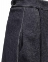 Sara Lanzi pareo denim wrap skirt 04C.CLE1.88 DENIM buy online
