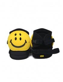 Kapital ginocchiere nere Rain con smile gialli online