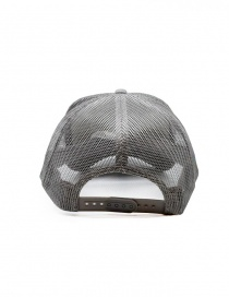 Kapital grey cap with white and blue frontal writing price