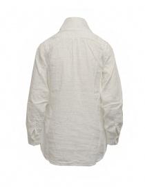 Kapital camicia bianca con fiocco al collo