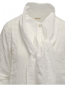 Kapital white shirt with bow at the neck price