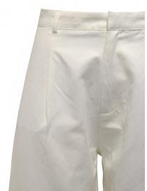 Sara Lanzi women's white pants price