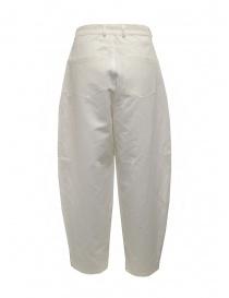 Sara Lanzi pantaloni da donna bianchi