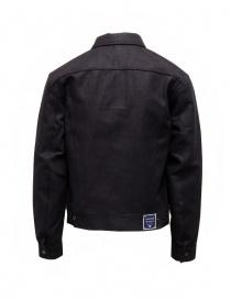 Kapital dark blue trucker jacket with sahisko stitching buy online