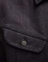 Kapital dark blue trucker jacket with sahisko stitching KAP-103 No.1.2.3-S buy online