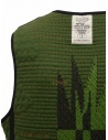 Kapital Hyper Chimayo Best 3D khaki green vest price K2009SJ026 KHA shop online