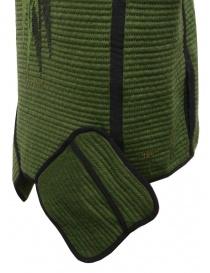 Kapital Hyper Chimayo Best 3D khaki green vest buy online price