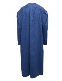Kapital Henry long dress in denim