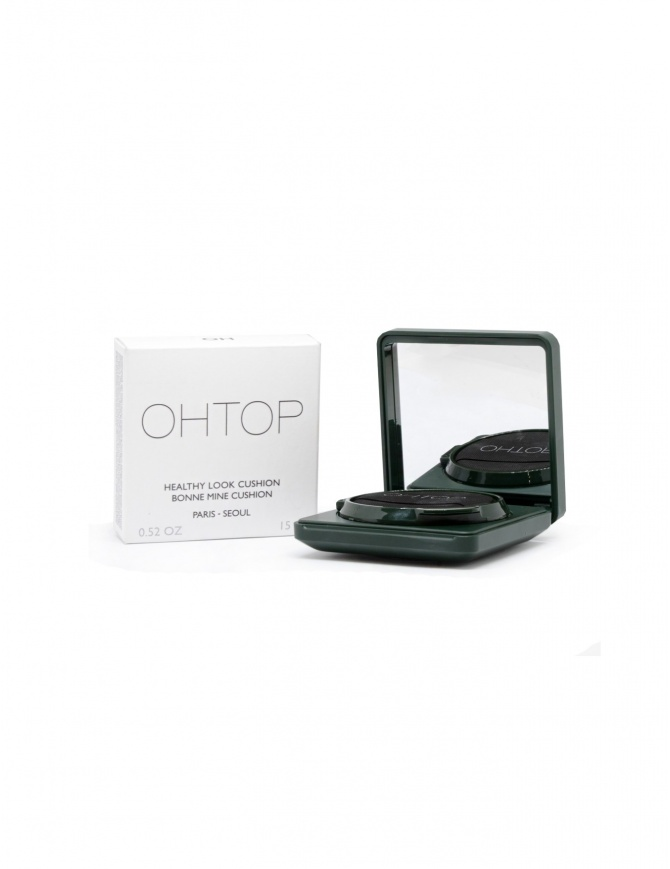 OHTOP cushion foundation with SPF 50 for men HEALTY LOOK CUSHION perfumes online shopping