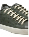 Leather Crown Pure dark military green sneakers MLC136 20117 buy online