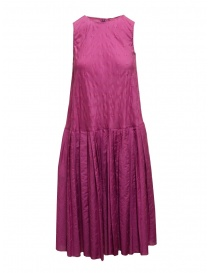 Sara Lanzi purple dress online