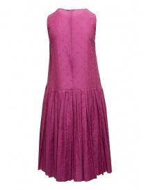 Sara Lanzi purple dress