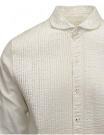 Kapital white plissé shirt price