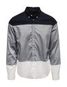 Camicia 08Sircus blu grigia bianca acquista online SAH04 GREY