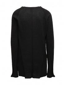 Julius oversize black pullover