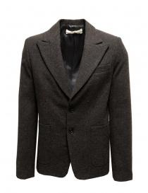 Double Herringbone Golden Goose Jacket G19U539.B1 BROWN