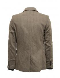 Golden Goose Bee pinstripe jacket