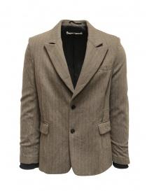 Golden Goose Bee pinstripe jacket online
