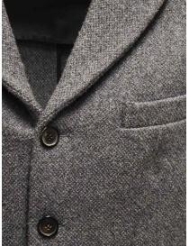 Giacca grigia Golden Goose Bill's con Sciarpa giacche uomo acquista online