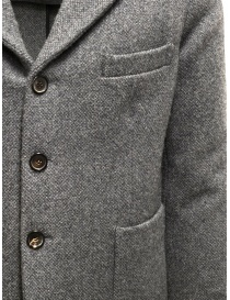 Grey Golden Goose Bill's suit jacket with scarf price