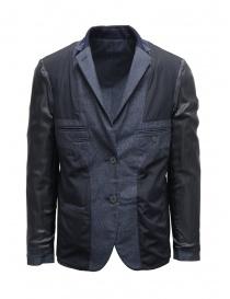 Golden Goose reversible blue jacket