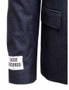 Giacca Golden Goose reversibile blu prezzo G26U539-A3shop online