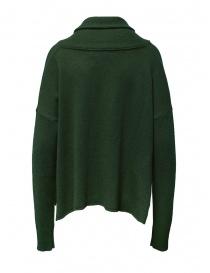 Ma ry ya cardigan in lana verde militare