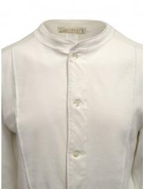 Haversack Mandarin collar white long-sleeved shirt mens shirts buy online