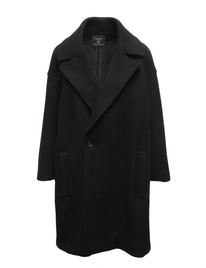 Cappotto Fadthree 10FDF05-83 BLK cappotti donna online shopping