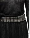 Abito nero in lana Hiromi Tsuyoshi PU16-001 BLK prezzo