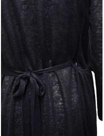 Abito Hiromi Tsuyoshi blu con top ricamato abiti donna acquista online