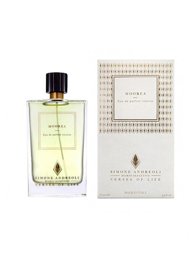 Simone Andreoli Moorea perfume MOOREA perfumes online shopping