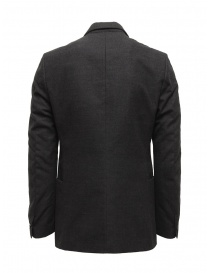 Label Under Construction dark grey jacket