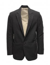 Label Under Construction dark grey jacket online