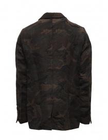 Giacca camouflage Sage de Cret