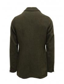 Sage de Cret black dark green wool jacket