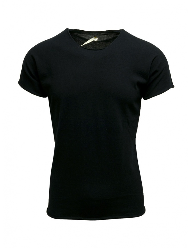 Label Under Construction Trapezium Shoulder t-shirt 21YMTS148 CO131 RG 21/98 mens t shirts online shopping