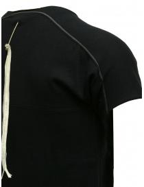 T-shirt Label Under Construction Trapezium Shoulder prezzo