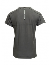 Label Under Construction Eject Zipped Seams t-shirt
