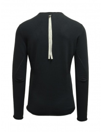 Label Under Construction Elbow Gills sweater