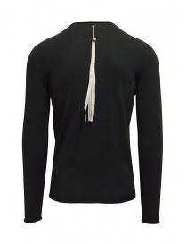 Label Under Construction Primary black sweater