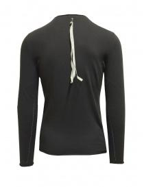 Label Under Construction Designer grey sweater