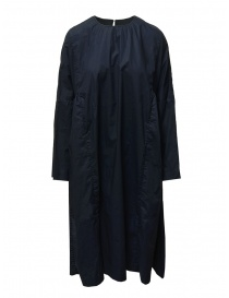 Casey Casey PYJ Dos Dos dress in navy blue cotton online