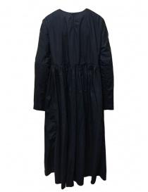 Casey Casey PYJ Dos Dos dress in navy blue cotton